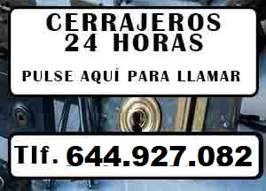 Cerrajeros 24 horas