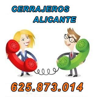 cerrajero en Alicante