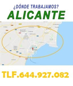estamos en alicante